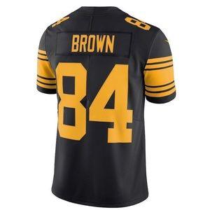 Nike Shirts - NIKE LIMITED ANTONIO BROWN PITTSBURGH STEELERS COL